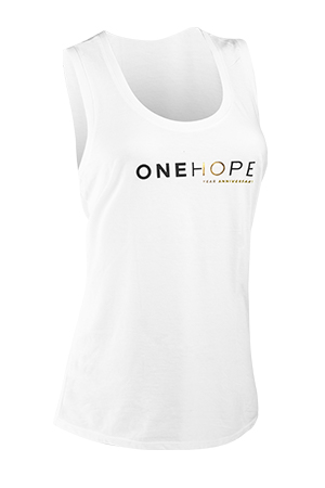 ONEHOPE 10 Year Anniversary Tank