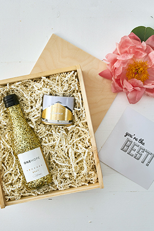 Just Because Mini Gift Crate