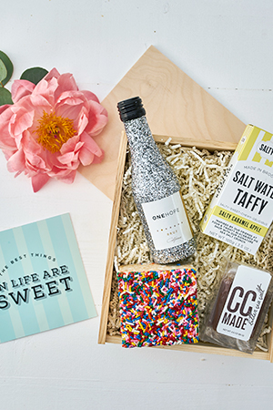 Sweeth Tooth Mini Gift Crate