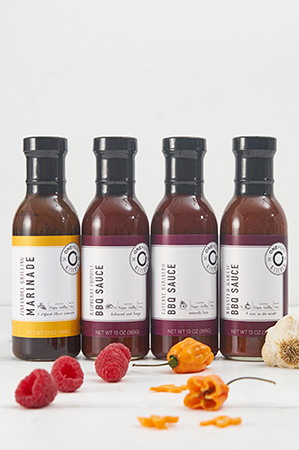 Savory Sauces Set