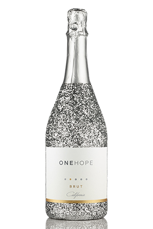 California Sparkling Brut Silver Bottle