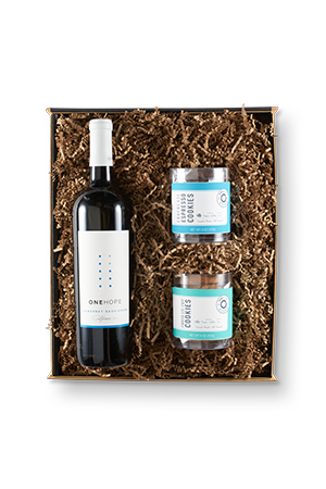 Cookies & Cab Gift Box