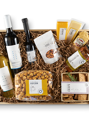 Picnic Perfect Gift Crate
