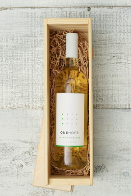 Core Collection Single Bottle Wood Gift Box