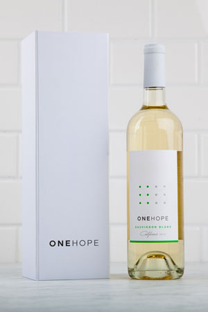 Single Bottle Core Collection White Gift Box