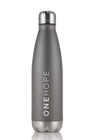 ONEHOPE Water Bottle (Grey)